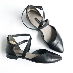 Paul Green • ankle strap flats